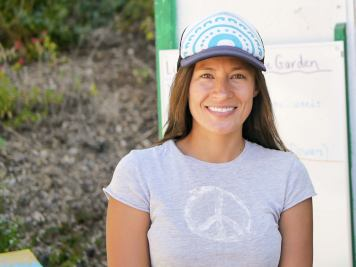 Leah Ingram | Outdoor Classroom / Madera Garden Instructor