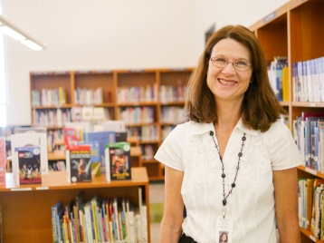 Cheryl Meiboos | Library Instructor