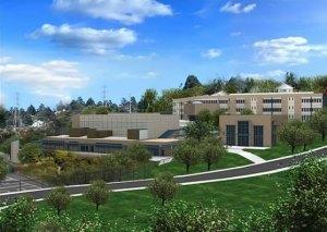 New Portola Site Plans