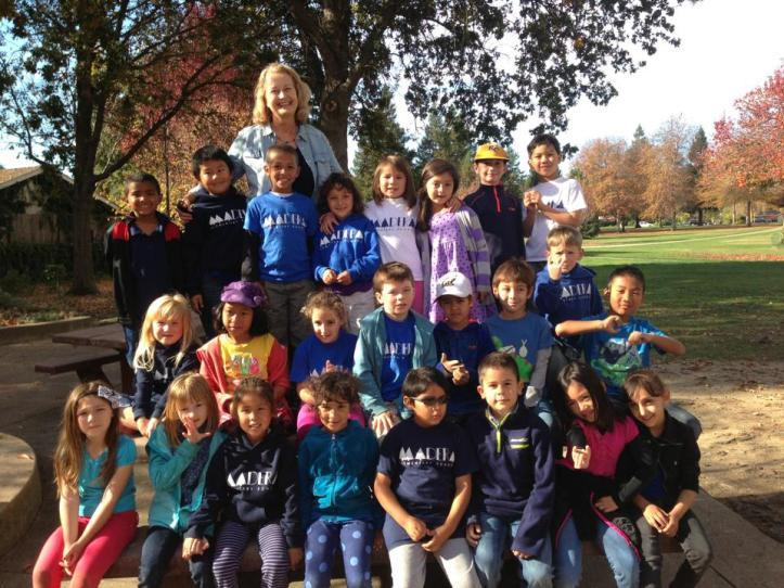 1st grade Lindsay Wildlife Field Trip