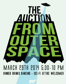 Madera Auction From Outer Space!