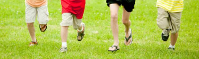 running_kids
