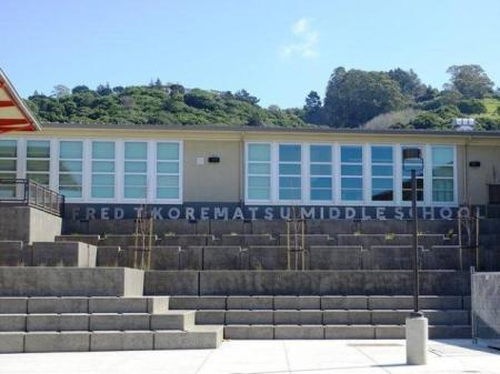 Korematsu Middle School